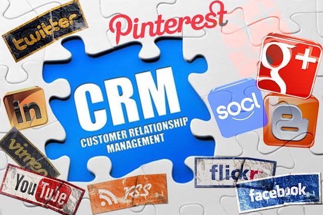 El CRM de las redes sociales, un CRM social media, SEO, SMO