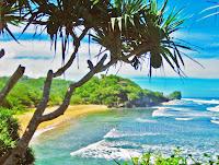Pantai Sundak, Pantai Baron, Pantai Krakal, Pantai Gunungkidul