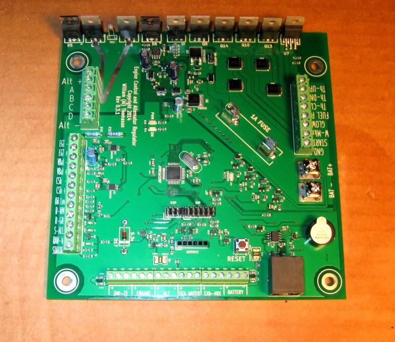 Smart Engine Controller v0.3