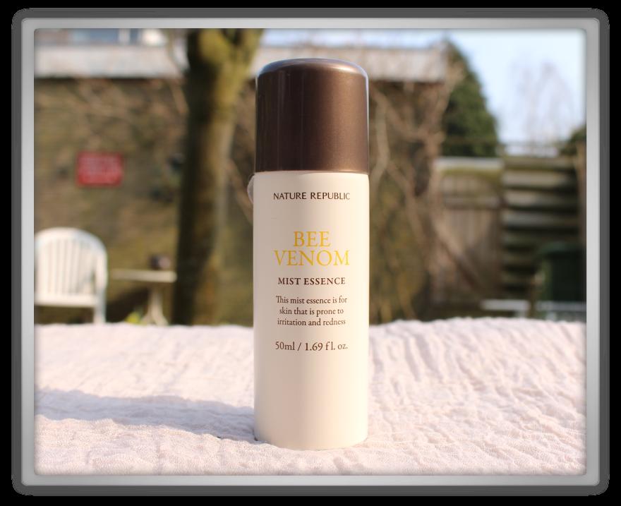 Jolse order Korean cosmetics haul review 2015 skincare beauty blogger Nature Republic Bee Venom Mist Essence free gift sample