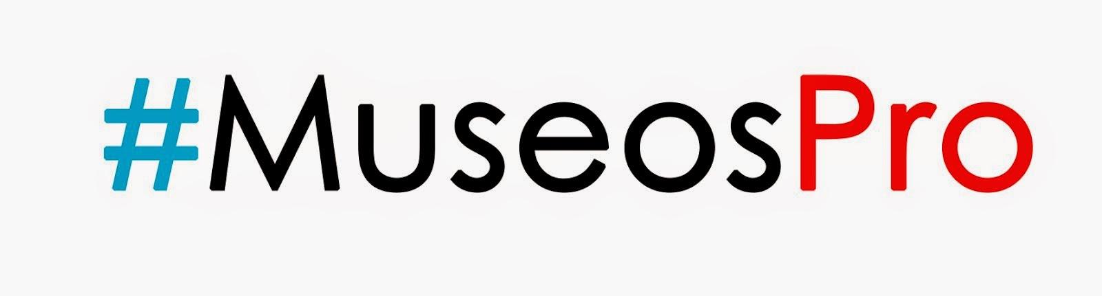 Organizadora de #MuseosPro