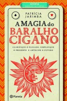 """Livro """"A Magia Do Baralho Cigano"""" + Baralho"""