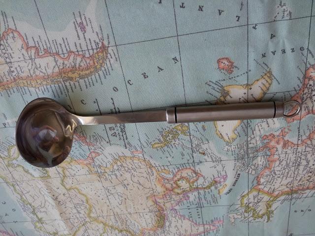 Инструмент для кухни отзывы для приготовления половник Анна Баскетт
