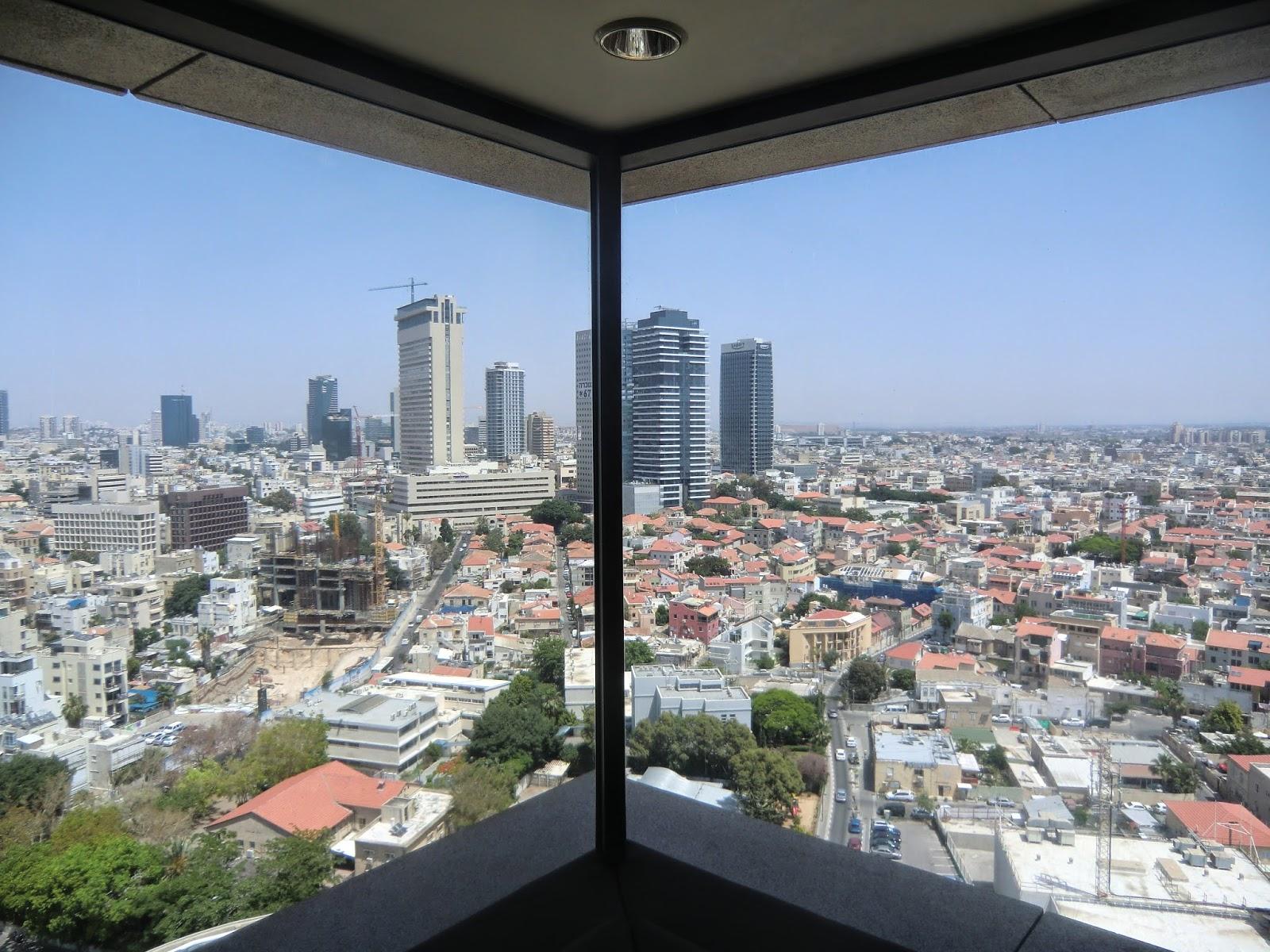 Тель-Авив-Панорама
