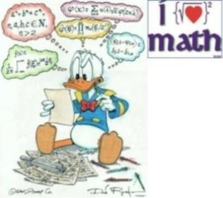 Io amo la matematica