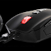 Element Black Cyclone, Unique Gaming Mouse with External Fan