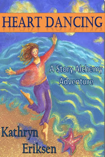 Book Spotlight: Heart Dancing:  A Story Alchemy Adventure by Kathryn Eriksen