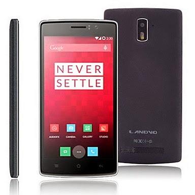 Smartphone LANDVO Android 4.4