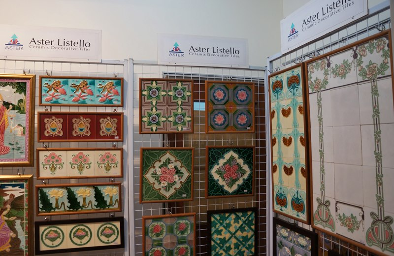 Places: Peranakan Heritage Tiles Collectors\' Sales, Exhibition and ...