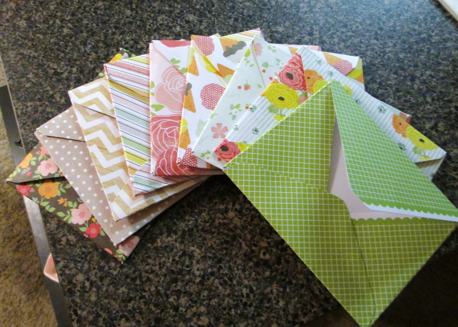 diy decorative envelopes - Decorative Envelopes
