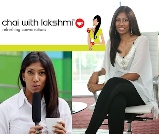 ChaiwithLakshmi Founder Online Talk Show