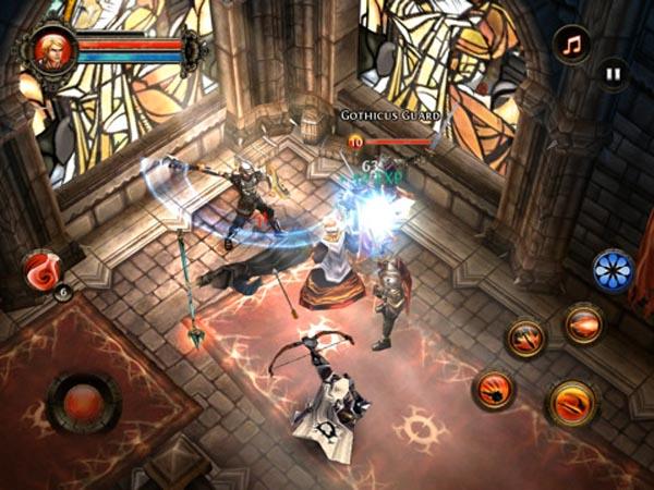 Online игры для ipad