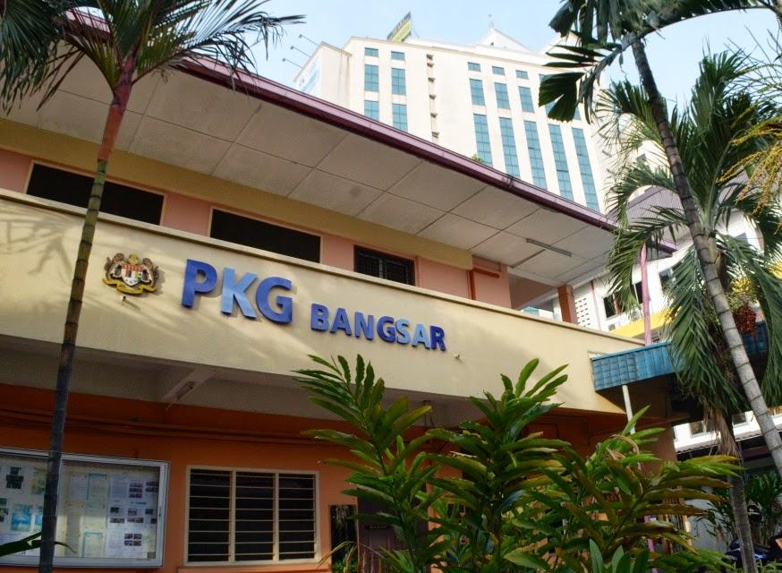 <center>Pusat Kegiatan Guru Bangsar<br>Kuala Lumpur</center>