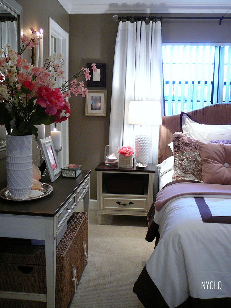 FOCAL POINT STYLING MASTER BEDROOM REDESIGN REFINISHED THRIFT