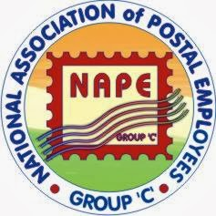 National Union of Postal Employees, Gr-c, A.P Circle