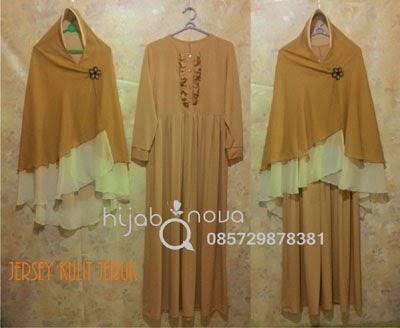 Baju Gamis Model Oki Setiana Dewi Produsen Gamis Jersey