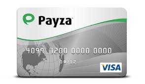 شرح كيفيه طلب   الفيزا و ووصلوها من بنك payza