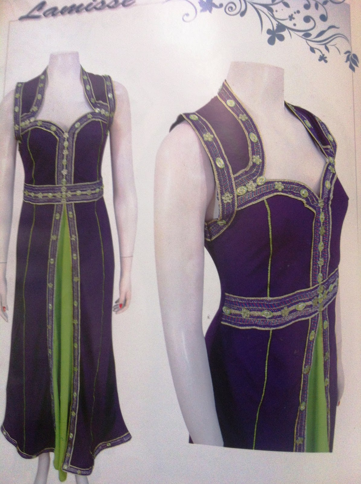 Les Modeles Des Robes De Katifa En Algerie 2014 Hiver | Review Ebooks
