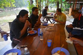 Petronas Malacca - Adventure Teambuilding at Selai Endau Rompin