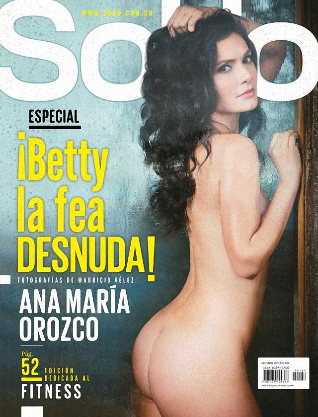 Betty la fea desnuda - FARANDULA INTERNACIONAL - PAREJAS DISPAREJAS