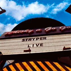 Stryper Live At The Whisky CD y DVD