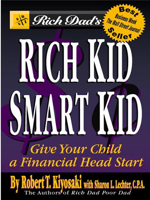 rich dad poor dad for teenagers pdf