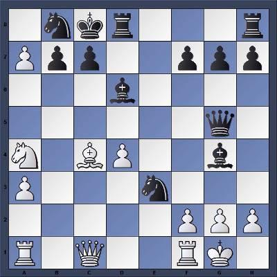 Les Blancs jouent et matent en 2 coups - Niveau Facile