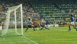 Brasil 2x3 Itália - 1982