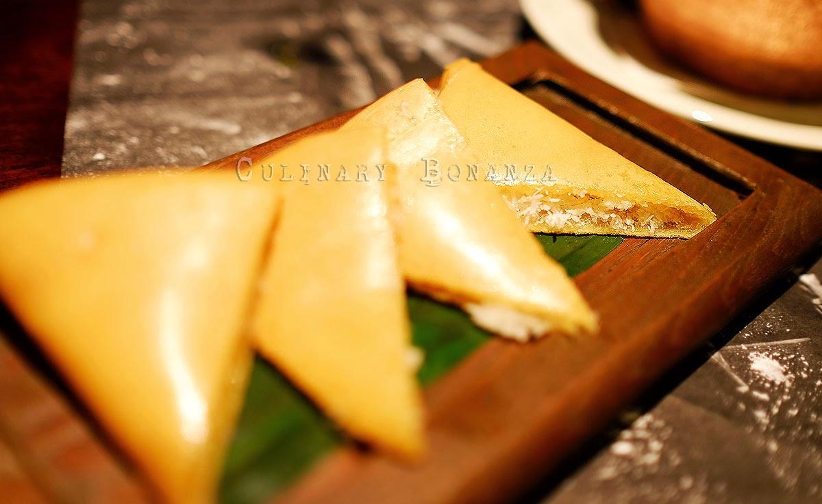 Padang Dessert