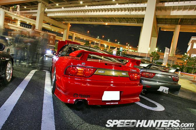 Nissan S13 180SX 200SX 240SX 日本車 日産 japoński sportowy samochód coupe driftowóz tuning kultowy