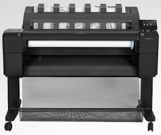 HP Designjet T920 36-in ePrinter Driver Download, Review