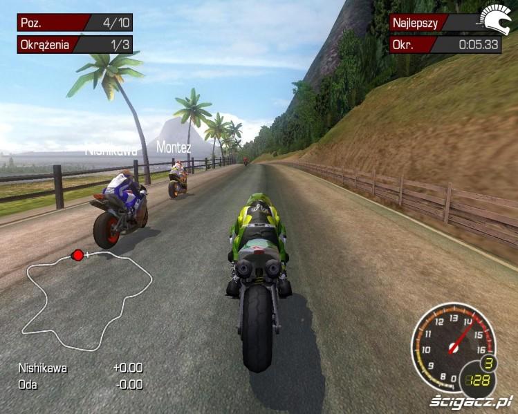Download Game MotoGP 3 Terbaru Untuk Komputer/Pc