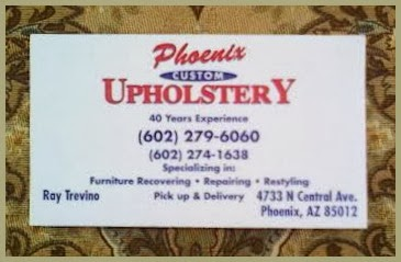 Phoenix Custom Upholstery