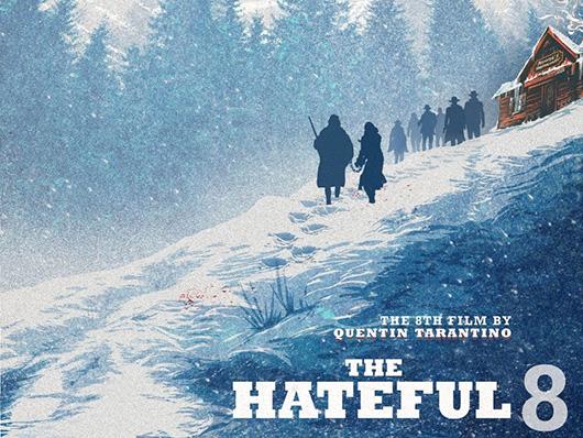 Todos los pósters individuales de 'The Hateful Eight'