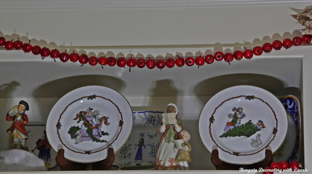 Christmas in Kitchen-Bargain Decorating with Laurie