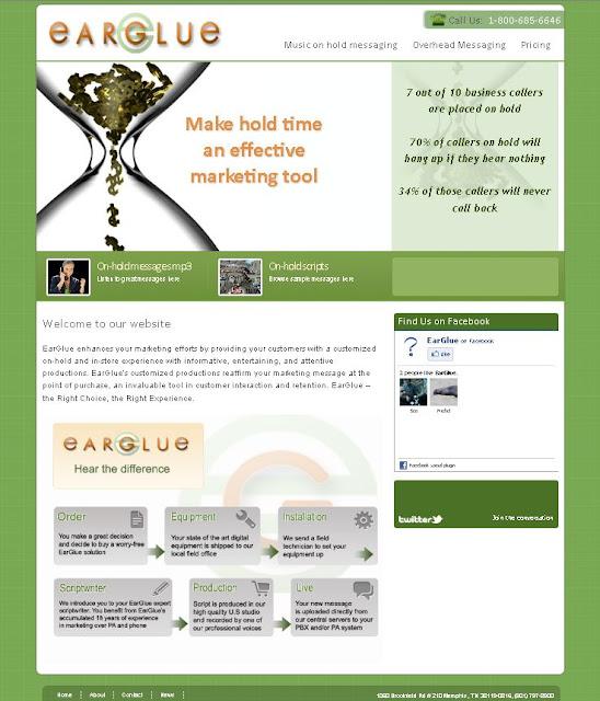 SEO website redesign