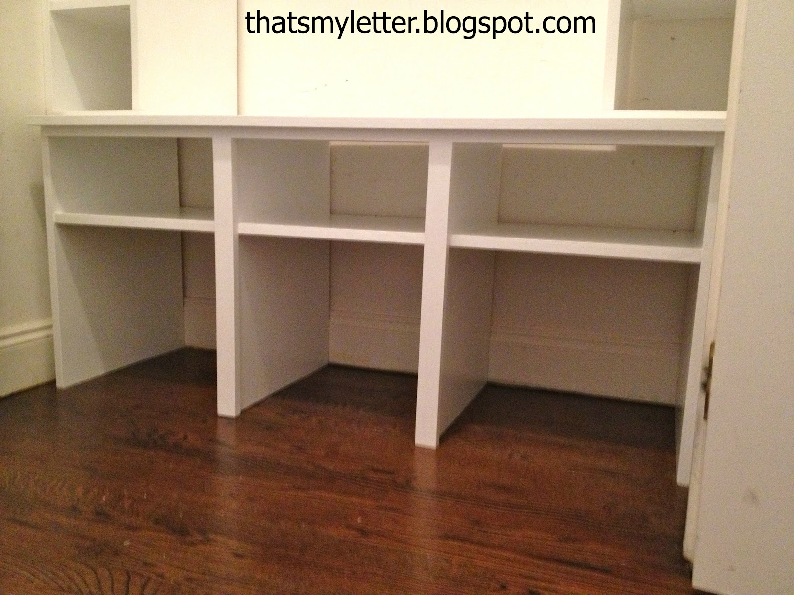 Mudroom Closet Bench With Shoe Cubbies