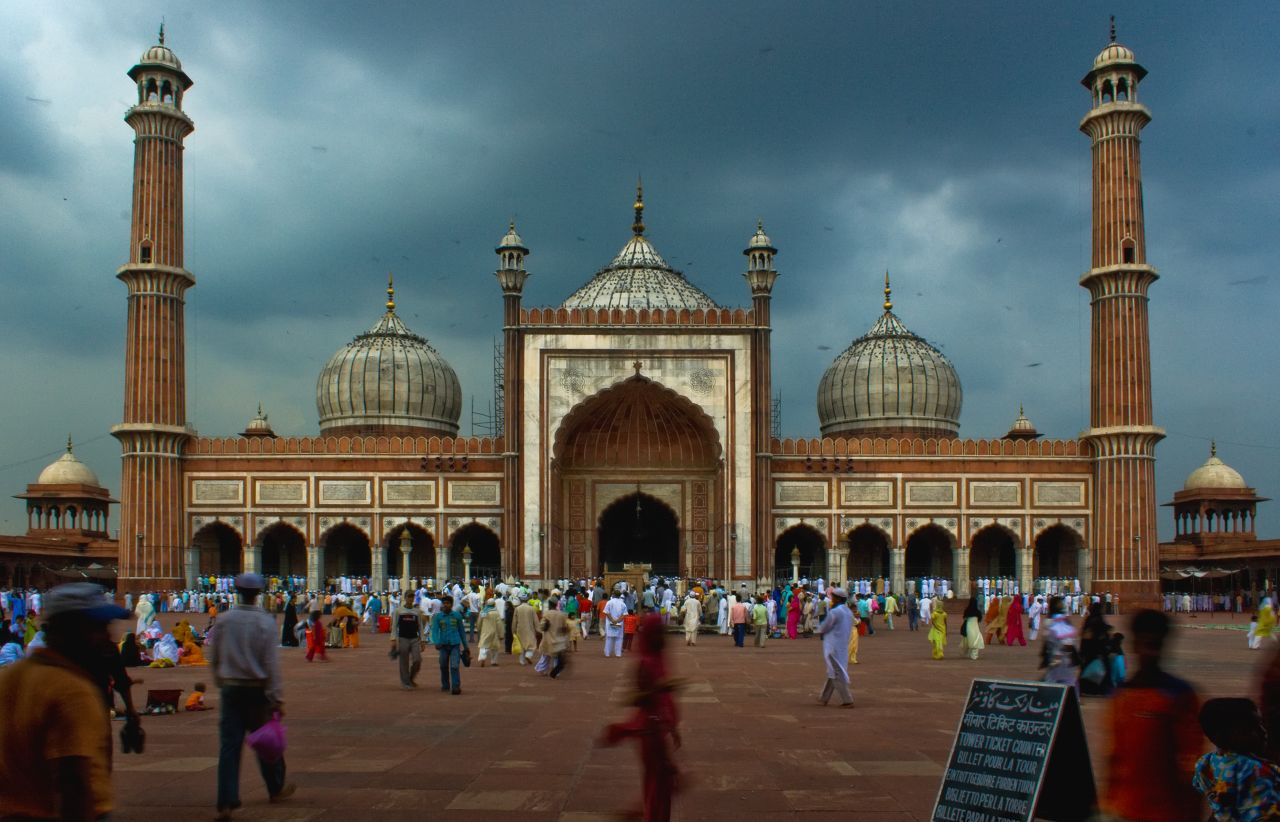 Image result for Jama Masjid