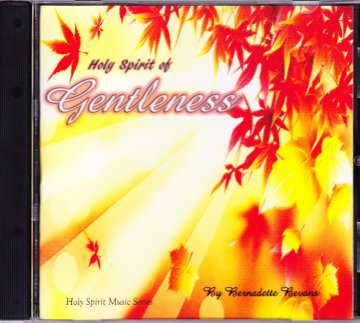 Holy Spirit of Gentleness CD