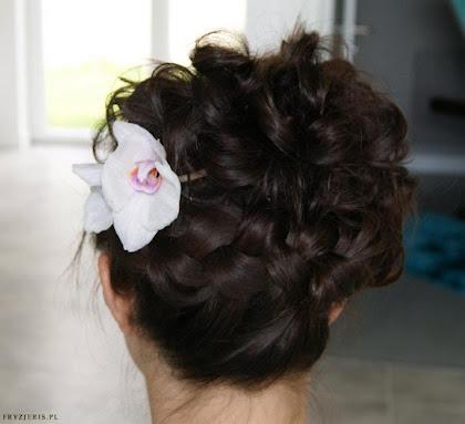 Trzy opcje fryzur - zdjęcie