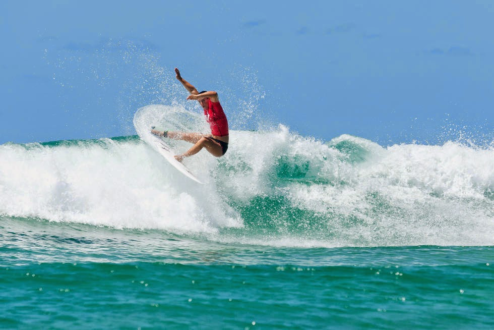 43 Roxy Pro Gold Coast 2015 Tyler Wright Foto WSL Kelly Cestari