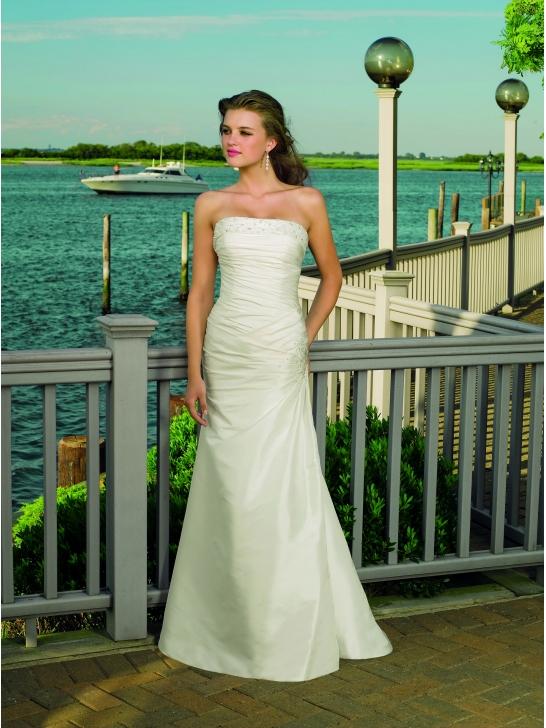Luxus Brautkleid Online Blog: Lässig elegante Brautkleider