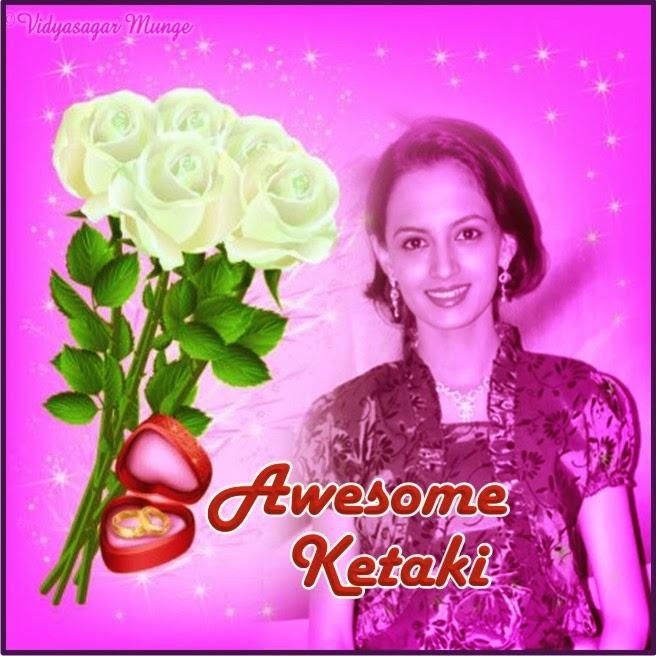 Marathi Actress   Singer Ketaki Mategaonkar HD Wallpaper Photos Images
