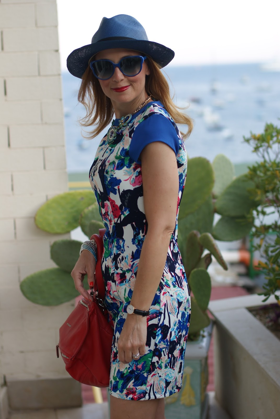 Ecua-Andino hat and Marc by Marc Jacobs sunglasses on Fashion and Cookies fashion blog
