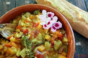 Platos de Verduras Andaluzas