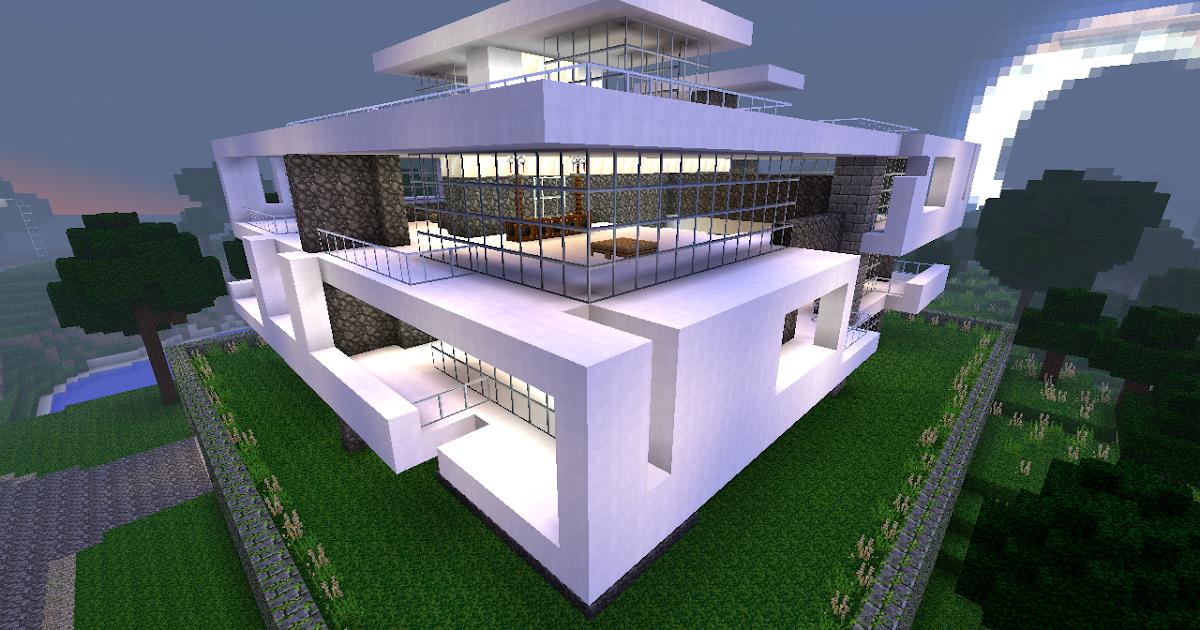 Plan Pour Maison Minecraft