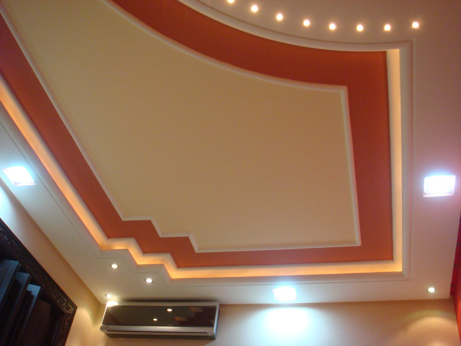 Septembre 2013 faux plafond id al for Decoration platre de salon