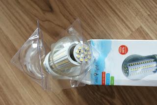 Żarówki LED w moim domu