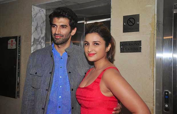 Daawat-e-Ishq: Aditya Roy Kapur And Parineeti Chopra