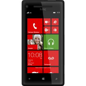 Htc 6990lvwbk windows phone 8x 4g mobile phone black for Window 4g mobile